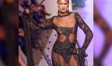 Catalin Botezatu la Couture Fashion Week New York