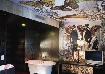 Christian Lacroix pentru Hotel Le Bellechasse, Paris, Franţa