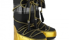 Moon Boots propune o colectie de lux disponibila din toamna