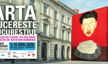 Art Safari Bucuresti 2016 va avea loc in Palatul Dacia-Romania