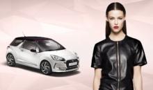 Noul model editie limitata DS3 Givenchy Le MakeUp, vine la pachet cu propriul kit de machiaj