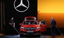Mercedes domina piata automobilelor de lux