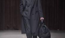 Hugo Boss a dat prioritate colectiei masculine la New York