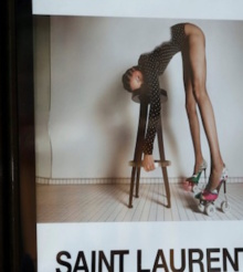 Yves Saint Laurent are probleme cu reclamele