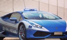 Bolid de lux pentru politie si transport de organe