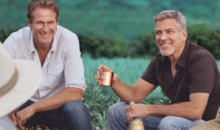 George Clooney si-a vandut afacerea cu tequila pentru un miliard de dolari