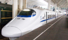 China a pus in circulatie cel mai rapid tren din lume