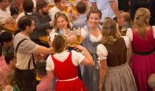 Oktoberfest 2017 a inceput la Munchen, cu 600.000 de participanti in primul weekend