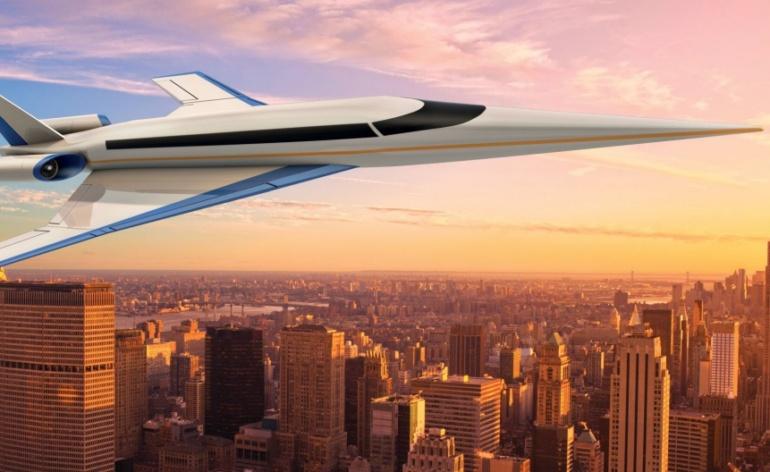 avion supersoni