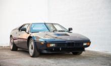 BMW din 1981, la pret de Lamborghini