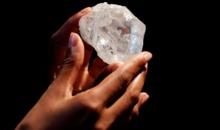 Cel mai mare diamant din lume, vandut cu 53 milioane de dolari