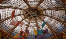 Galeriile Lafayette, intre achizitie de lux si rafinament arhitecural