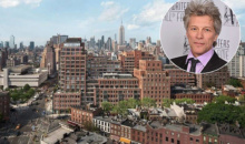 Jon Bon Jovi si-a luat apartament de lux in New York