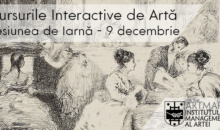 Cursuri interactive de arta