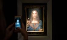 Record la licitatie: Tablou de Leonardo da Vinci, vandut cu 450 milioane de dolari