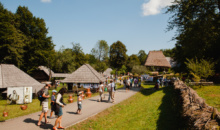 Muzeul ASTRA din Sibiu: 600.000 de turisti in 2017. Peste 200.000 au fost turisti straini