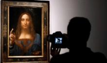 """""""Salvator Mundi"""", cel mai scump tablou din lume, va fi expus in noul Luvru de la Abu Dhabi"""