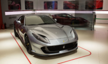 Forza Rossa a deschis cel mai nou showroom din Europa, dedicat 100% marcii Ferrari
