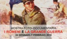 Expozitia foto-documentara «Romanii si Marele Razboi» la Sacile, Italia