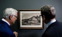 Doua noi opere atribuite lui Van Gogh, expuse la Amsterdam