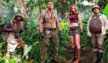 "Filmul ""Jumanji: Welcome to the Jungle"", pe primul loc in box office-ul nord-american"
