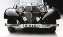 Super Mercedesul lui Hitler, scos la licitatie in SUA