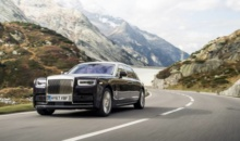 Noul Rolls-Royce Phantom debuteaza la Salonul International de Automobile Bucuresti 2018