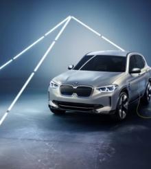 Start pentru noua generatie electrica BMW