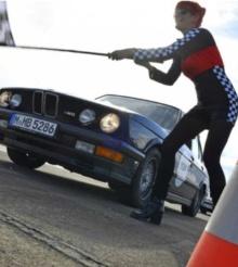 """Modele legendare BMW se aliniază la startul """"Creme 21 youngtimer rally"""""""