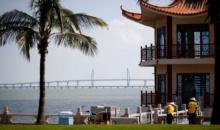 Cel mai lung pod din lume a fost inaugurat si leaga China continentala de Hong Kong si Macao