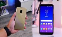 Samsung a prezentat primul sau smartphone cu ecran perforat