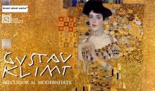 "Expozitia ""Gustav Klimt. Precursor al modernitatii"", la Palatul Sutu"