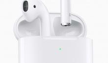 Apple a dezvaluit cea de-a doua generatie de casti AirPods