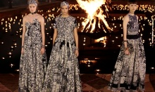 Dior si-a prezentat colectia pentru vara 2020 in Maroc. Tribut adus lui Yves Saint Laurent