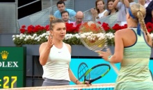 Simona Halep a fost invinsa de Kiki Bertens in finala turneului de la Madrid (WTA)