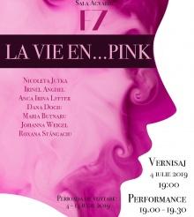 La vie en… pink. O provocare… roz la Muzeul National al Taranului Roman