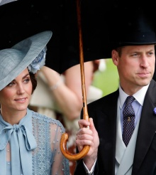 Kate Middleton, o prezenta fermecatoare la cursele de la Royal Ascot