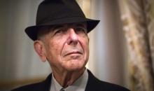 Scrisori si obiecte ale lui Leonard Cohen, vandute la licitatie cu 876.000 de dolari