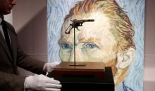 Peste 160.000 de euro pentru pistolul lui Van Gogh