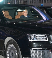 Limuzina lui Putin, de vanzare cu peste 270.000 dolari